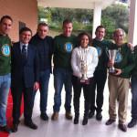 Premiazione campioni regionali