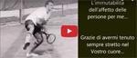 Banner di collegamento alla pagina contenente il video sul XX Memorial Raffaele Sciarrone