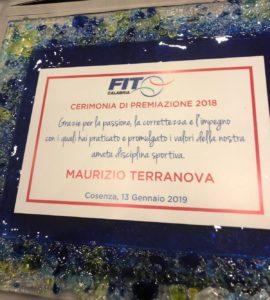 premio a Maurizio Terranova